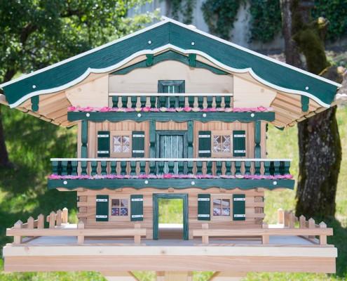 Vogelhaus Luxusvilla (Original Grubert Vogelhaus)