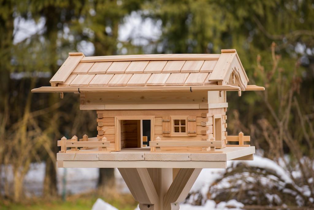 Vogelhaus Typ Linden 3 (Original Grubert Vogelhaus)