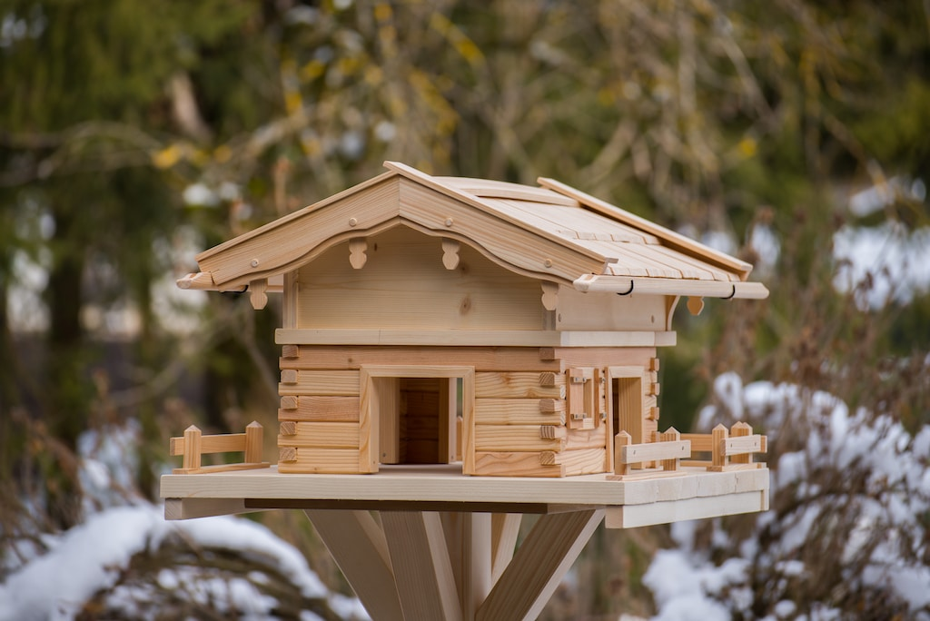 Vogelhaus Typ Linden 5 (Original Grubert Vogelhaus)