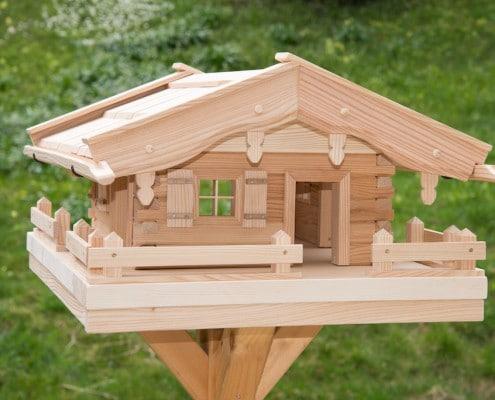 Vogelhaus Typ Lochen (Original Grubert Vogelhaus)