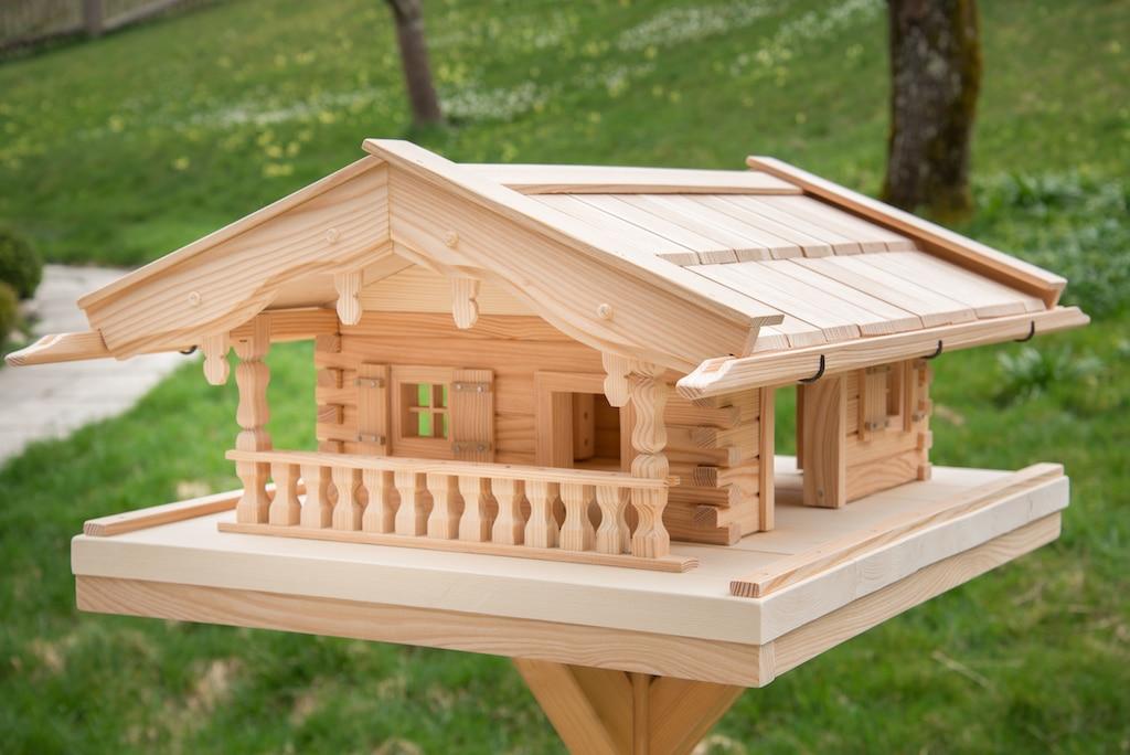 Vogelhaus Terrassenhäuschen 3 (Original Grubert Vogelhaus)