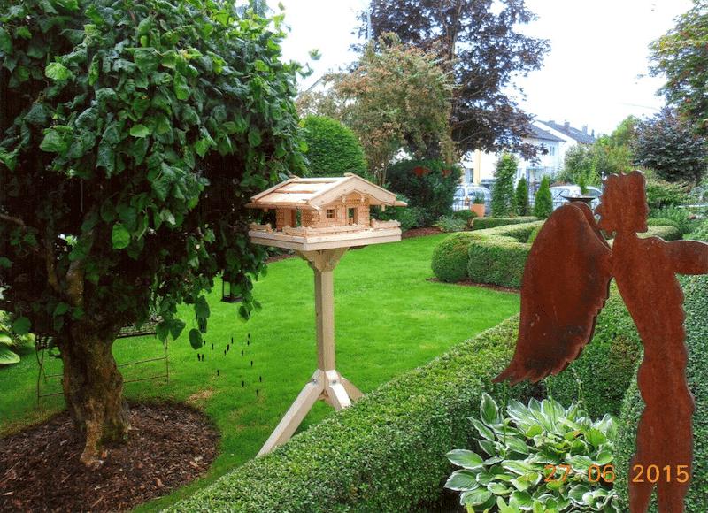 Vogelhaus Zufriedene Kunden 4