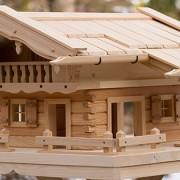 Bauplan Vogelhaus selbst ist der Mann!
