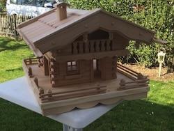 Vogelhaus bauen Erfahrungsbericht 1